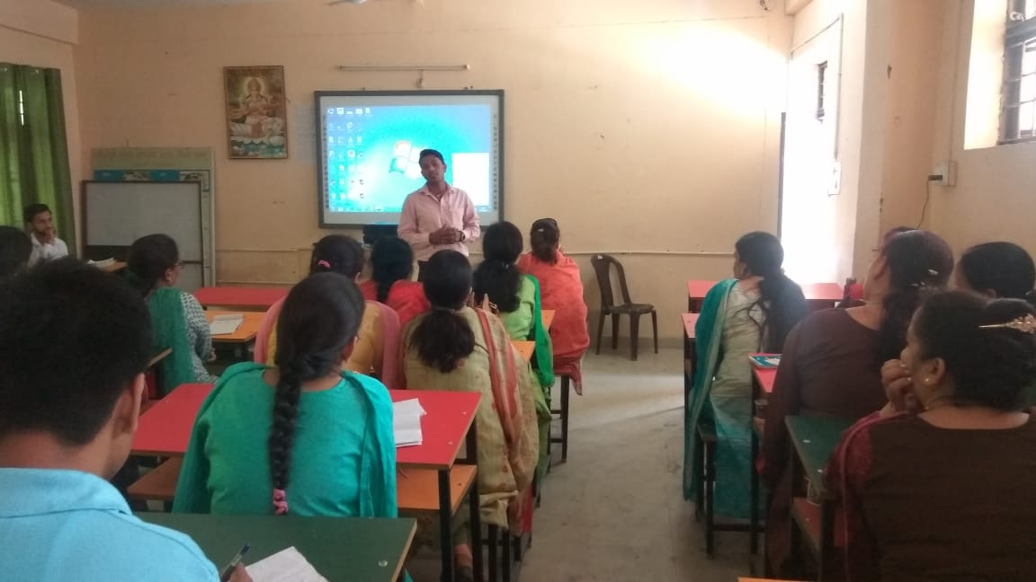 Teachers' Training Programme in Himachal Pradesh June'19